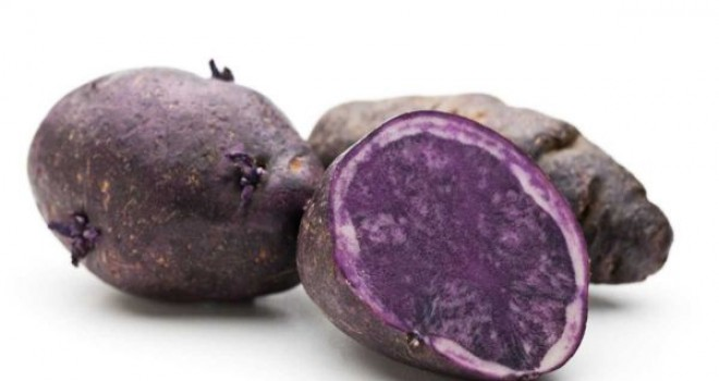 Principalele beneficii nutritive ale cartofilor violet