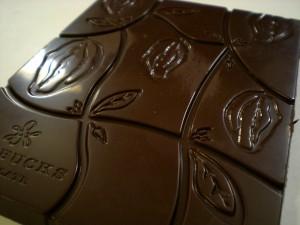 Ciocolata neagra pentru vedere