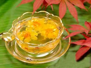 Ceai de crizanteme