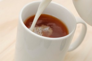 Ceai cu lapte