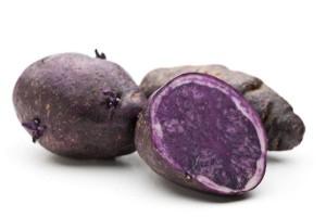 Cartofi violet